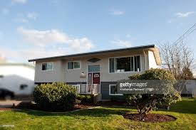 Split Level Style American Suburban Houses Pictures Getty Images