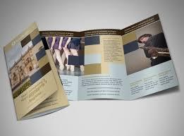 tri fold school brochure template outstanding performing arts school brochure template mycreativeshop
