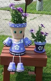 best 25 flower pot people ideas on pinterest clay pot people