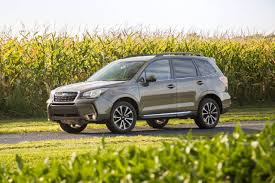 subaru loyale offroad 2018 subaru forester suv pricing for sale edmunds