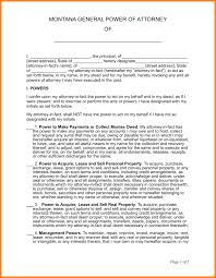 Ohio Health Care Power Of Attorney by State Of Ohio Durable Financial Power Attorney Form Best