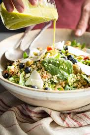healthy couscous salad with roasted tomatoes foodness gracious