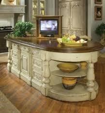 Continental Kitchen Island With Lift Traditional Kitchen - Habersham cabinets kitchen