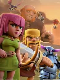 wallpaper coc keren for android download clash of clans character 3d wallpaper hd for android