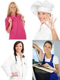 berufsbekleidung küche berufsbekleidung für damen trendig frisch modern oder klassisch