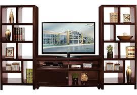 Wall Units | ryder espresso 3 pc wall unit wall units dark wood
