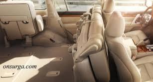 Toyota Highlander Interior Dimensions 2013 Toyota Land Cruiser Interior Dimensions Onsurga