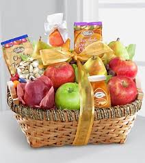 fruit basket gift warmhearted wishes fruit gourmet kosher gift basket