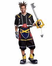 Ebay Halloween Costume Kingdom Hearts Sora Costume Ebay