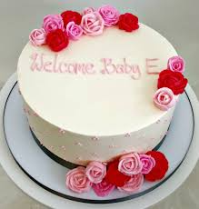 cake girl baby shower cakes fluffy thoughts cakes mclean va and