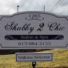 shabby 2 chic salon u0026 spa hair salons 1265 rock springs rd