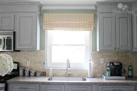 Window Over Sink In Kitchen by Kitchen Makeover Parties For Pennies