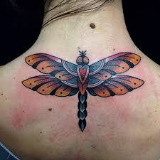 79 artistic dragonfly designs to ink your