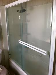 cleaning glass shower doors and enclosures orange county glass