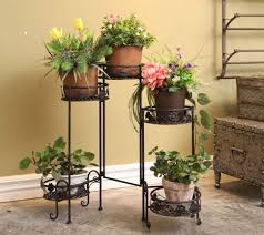 plant stand plant stand garden outdoor indoor rectangular