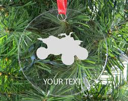 atv ornament etsy
