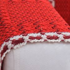 aliexpress com buy modern style red cotton sofa cover palid aliexpress com buy modern style red cotton sofa cover palid weaving slipcovers cloth canape for sofa home decor sp3424 free shipping from reliable canapes