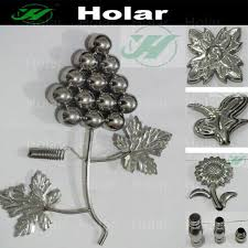 garden stainless steel ornamental decoration fittings stainless