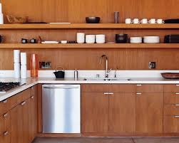 Teak Kitchen Cabinets Articles About Desert Utopia On Dwell Kitchen Cabinetry