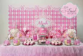 party backdrops pink argyle princess printable party backdrop you print