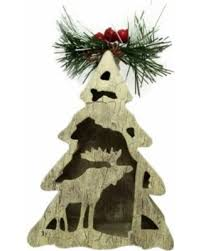 deals on time ornaments 6 lodge die cut