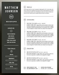 unique resume templates for mac beautiful to take into a community