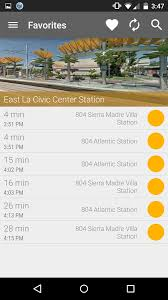los angeles metro and bus android apps on google play