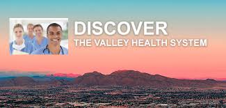 careers valley health system