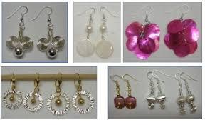 beginner earrings 5 easy beginner wire work earrings tutorials the beading gem s