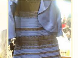Blue Yellow Color Blind Test Free Blue And Black Or White And Gold How The Dress Colour You See
