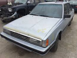 Toyota Camry Interior Parts Used 1985 Toyota Camry Interior Speedometer Head Cluster Mph Gaso