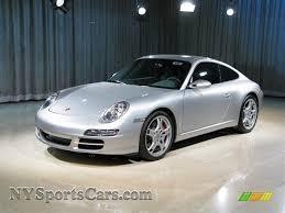 2005 porsche 911 s 2005 porsche 911 s coupe in arctic silver metallic