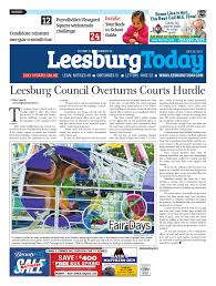 leesburg today july 30 2015 by northern virginia media services