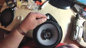 chevy cobalt sedan speaker replacement youtube