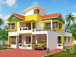 Indian House Colour bination Outside Marvelous Exterior For