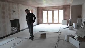 Step Warmfloor Pricing by Installing A Solfex Warm Board Underfloor Heating System Youtube