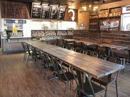 take out bbq restaurant kitchen size fast food restaurant floor