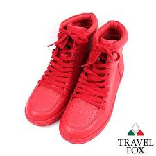 Bashy fashion women 39 s classic red nappa leather travel fox