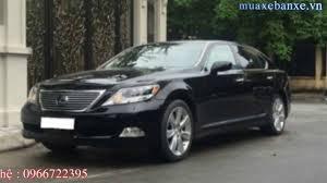 xe lexus ls460 hà nội bán xe lexus ls 600hl 2009 xe cũ giá 2 75 tỷ youtube