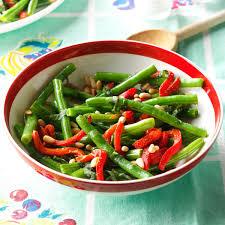 italian green bean salad recipe taste of home