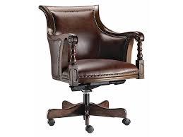 Unique Office Desk by Hooker Furniture Home Office Vintage West Executive Desk Chair