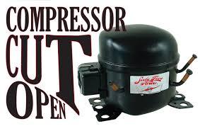 refrigerator compressor tear down youtube