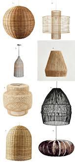 corner ceiling light fixtures blissful corners wicker pendant lights pendant lighting bliss