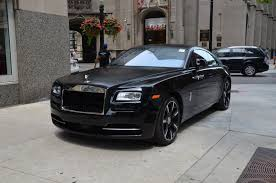 bentley red and black 2016 rolls royce wraith stock r258 for sale near chicago il