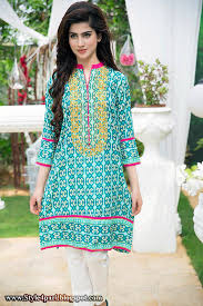 satrangi midsummer dress collection 2015 bonanza lawn new