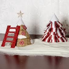 ruffled christmas trees pazzles craft room