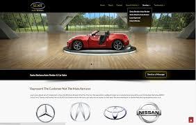 lexus service santa barbara website theme options u0026 samples central coast technologies
