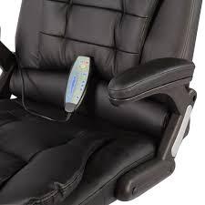 home office computer desk massage chair executive ergonomic heated