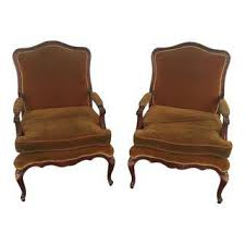 vintage u0026 used french club chairs chairish