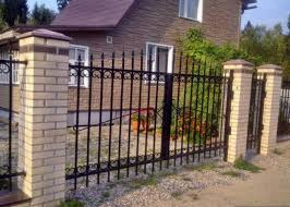 Front Fence Design Ideas Geisaius Geisaius - Home fences designs